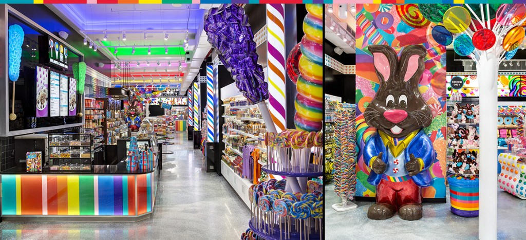 Make Vacation Sweet With a Stop at Dylan's Candy Bar. (Image Via Dylan's Candy Bar)