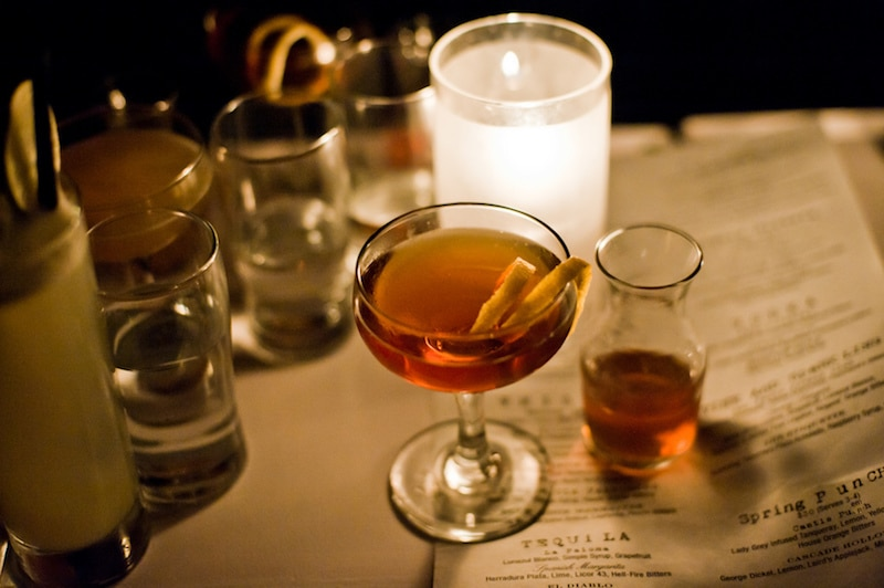 speakeasies in NYC