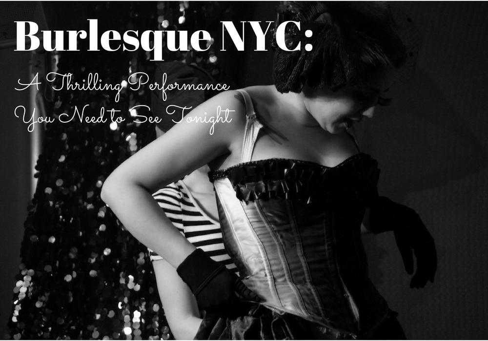 burlesque nyc