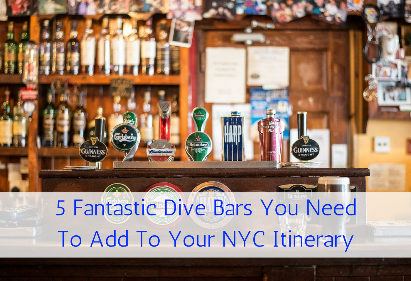 nyc dive bars