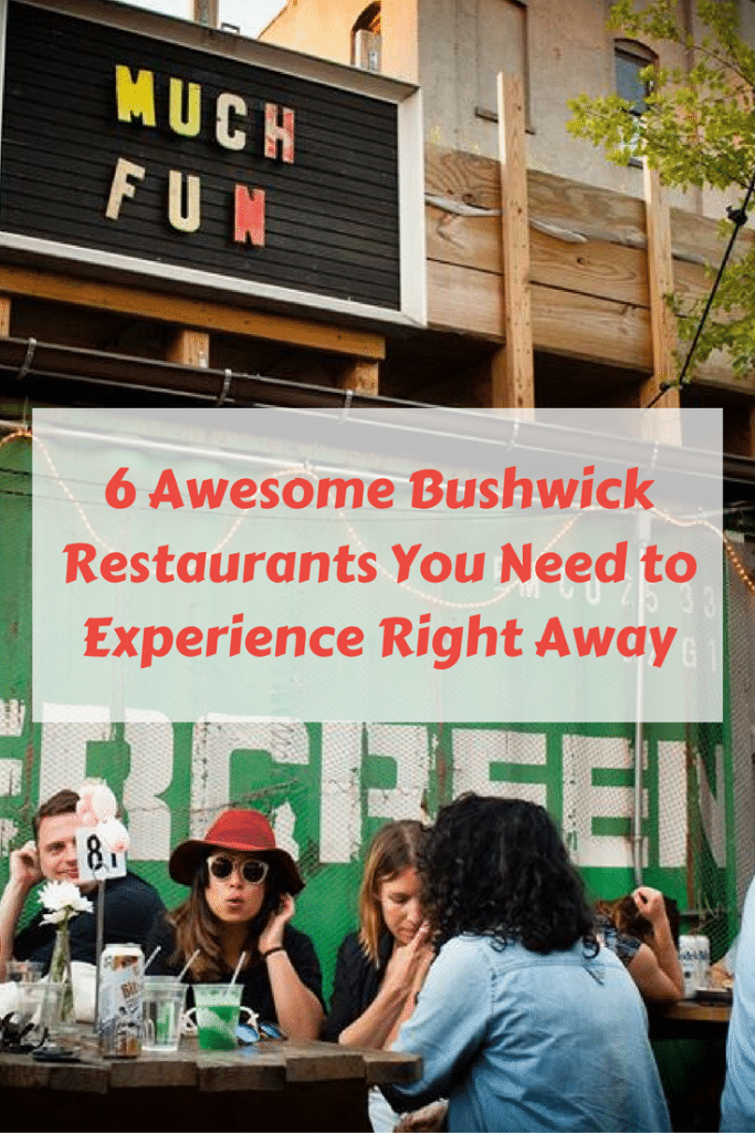 Bushwick restaurants