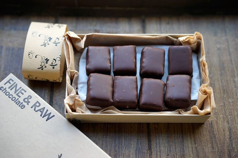 Fine & Raw Chocolate in Bushwick