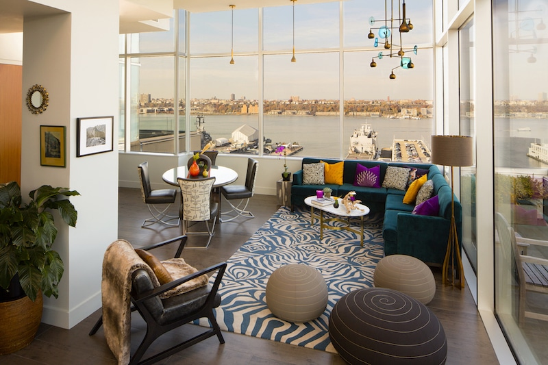 romance in nyc kimpton ink 48 penthouse