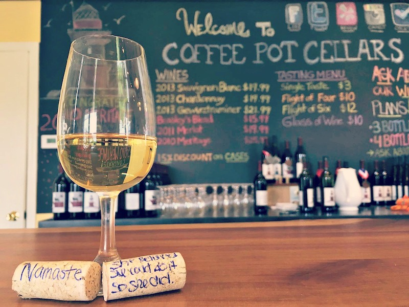 fall in new york city long island wineries