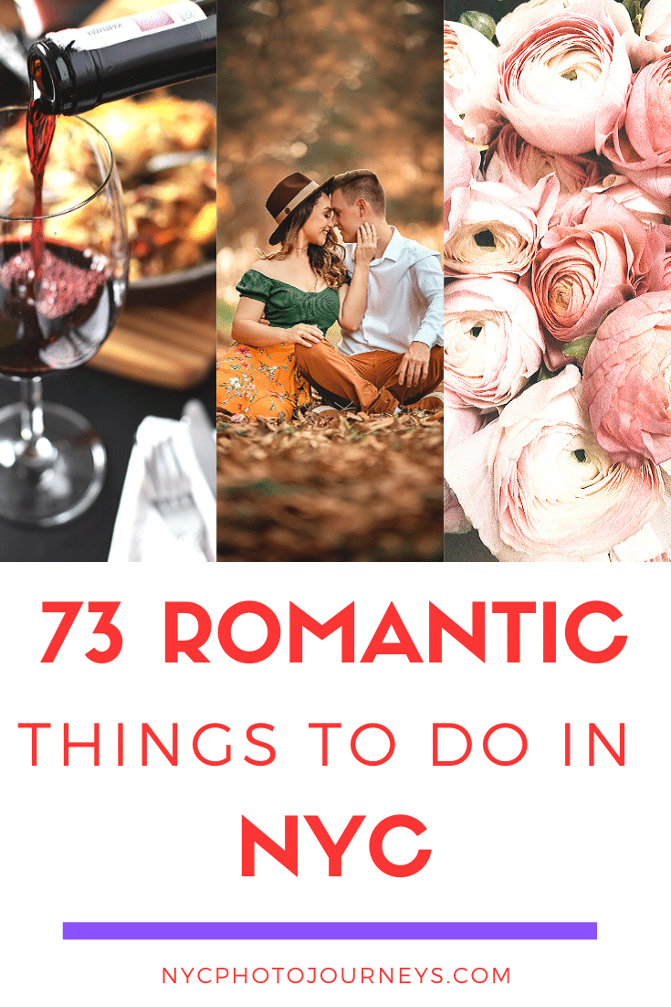 Romantic things to do in NYC abound! If you're looking for unique New York City date ideas and ambient winter experiences (hello, Valentine's Day!) then you won't want to miss this post. // #ValentinesDay #NYC #NewYorkCity #NewYork #NYCRomance
