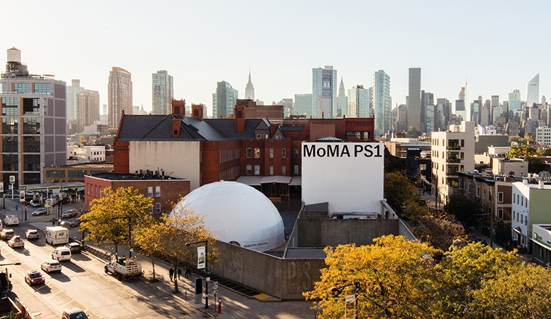 moma ps1 is a fun NYC winter date idea