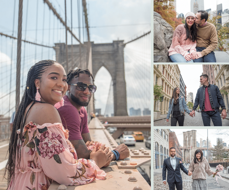 nyc winter date ideas on a NYC Photo Journey