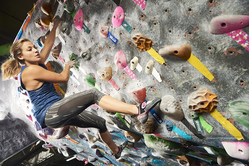fun activities in nyc for couples include climbing