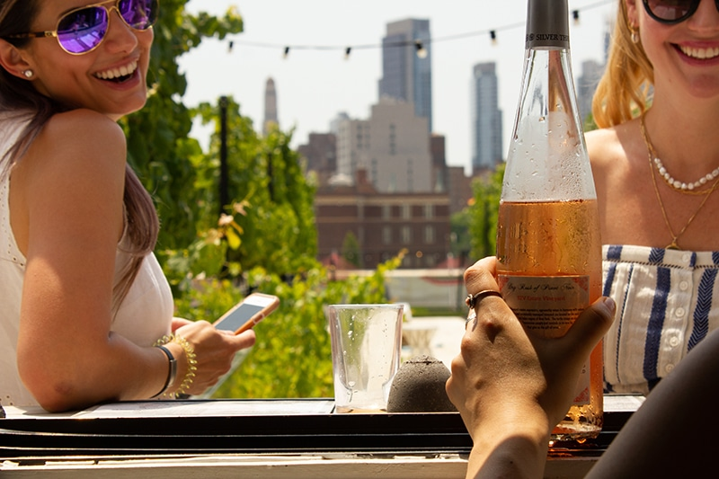 Summer Date Ideas In NYC include Rooftop Reds, Brooklyn, New York City
