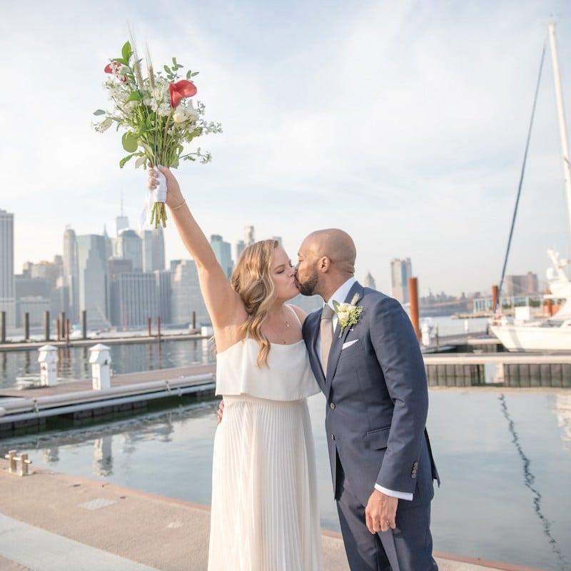 nyc zoom wedding