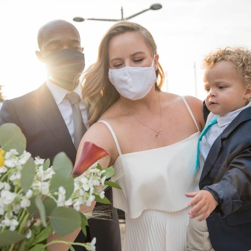 zoom wedding nyc